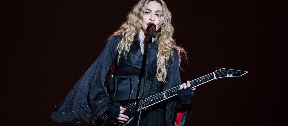 Madonna à l'Eurovision: ses exigences très coûteuses - Gala