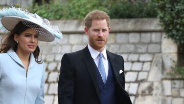 PHOTOS – Le prince Harry sans Meghan Markle au mariage de Gabriella Windsor: qui est celle qui l'a accompagné