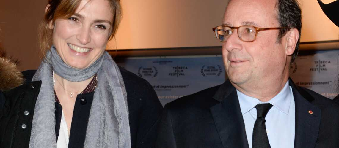 Julie Gayet a-t-elle conseillé François Hollande quand il était président? Elle s'explique - Gala