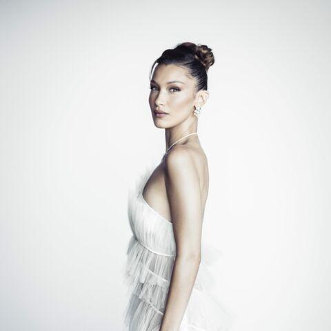 PHOTOS – Cannes 2019:  Bella Hadid sublime, découvrez les secrets de sa robe Dior Haute Couture
