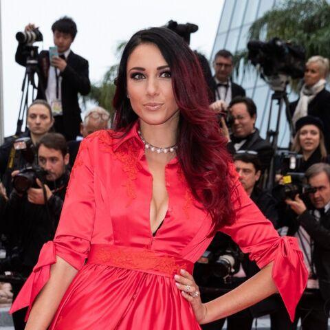 PHOTOS – Cannes 2019: Delphine Wespiser en montre un peu trop