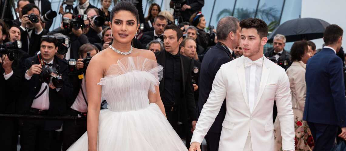 PHOTOS – Cannes 2019: Priyanka Chopra et Nick Jonas, toujours plus amoureux au Festival - Gala