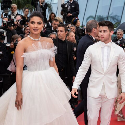 PHOTOS – Cannes 2019: Priyanka Chopra et Nick Jonas, toujours plus amoureux au Festival