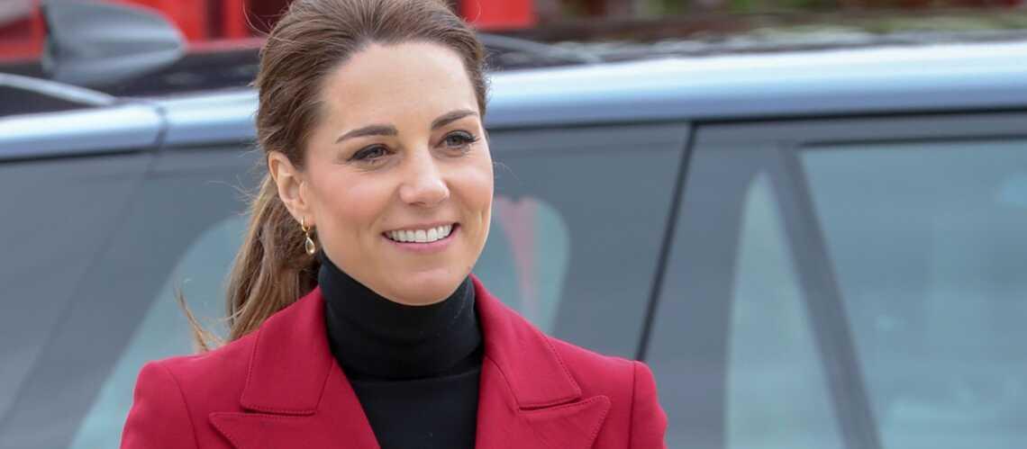 PHOTO – Quand Kate Middleton vante les mérites des activités extérieures avec un cliché détonnant - Gala