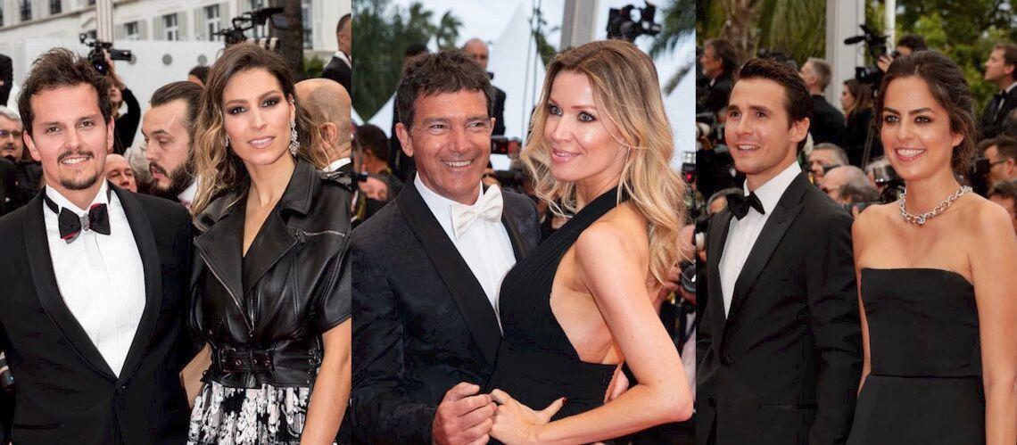 PHOTOS – Cannes 2019: Laury Thilleman, Antonio Banderas, Anouchka Delon… glamour aux bras de leurs amoureux - Gala