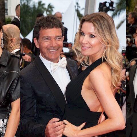 PHOTOS – Cannes 2019: Laury Thilleman, Antonio Banderas, Anouchka Delon… glamour aux bras de leurs amoureux
