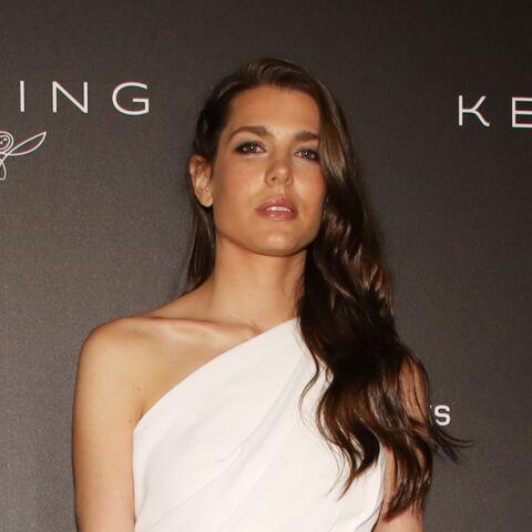 PHOTOS – Cannes 2019: quand Charlotte Casiraghi sublime en robe blanche prend la pose tout près de … Gad Elmaleh
