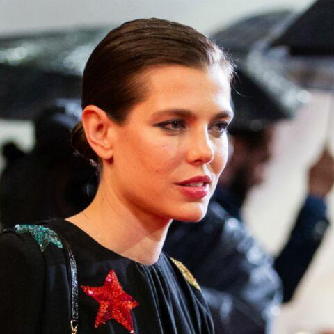 PHOTOS – Cannes 2019: Charlotte Casiraghi, «princesse rock» sur le tapis rouge