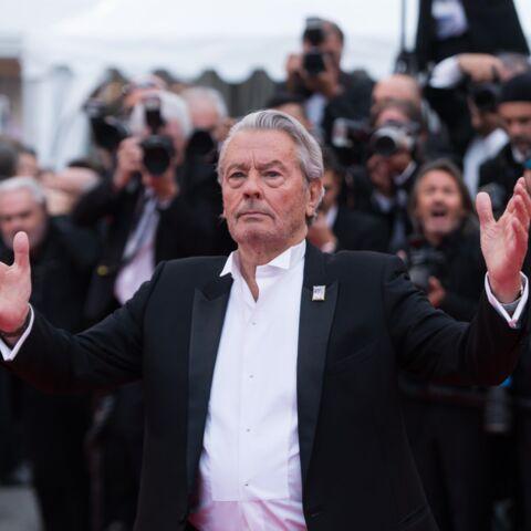 Alain Delon primé à Cannes 2019: Anthony et Alain-Fabien ont brillé par leur absence