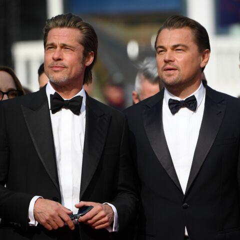 PHOTOS – Cannes 2019: Brad Pitt et Leonardo Di Caprio, très élégants et sexy sur la Croisette