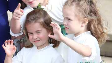 Charlotte, la fille de Kate et William, a de la concurrence: Maud Windsor a fait craquer toute la famille