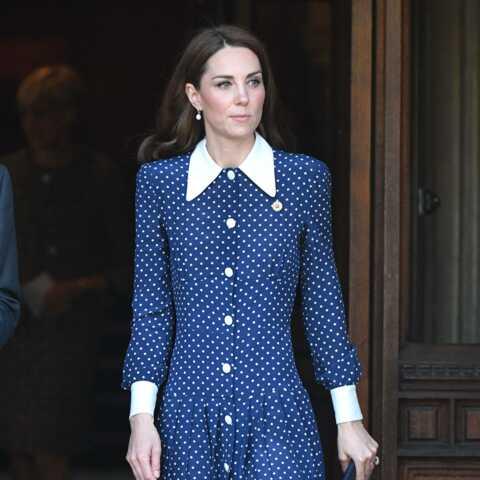 PHOTOS – Kate Middleton brise le protocole en robe fendue: cette créatrice qu'elle partage avec Melania Trump