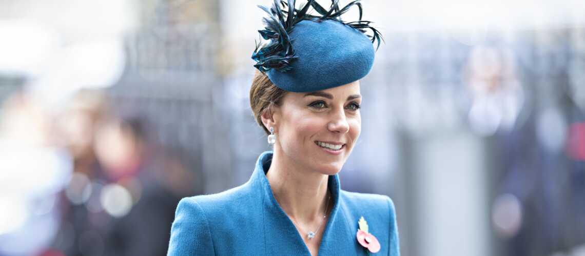 Kate Middleton, quel est le secret de sa ligne après 3 enfants?
