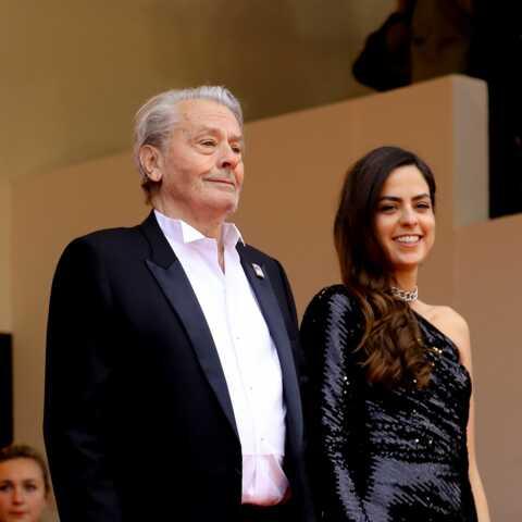 PHOTO – Anouchka Delon: son message poignant après la Palme d'honneur décernée à son père