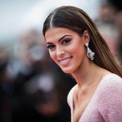 PHOTOS – Cannes 2019: Iris Mittenaere majestueuse en robe de princesse, fait rêver la Croisette
