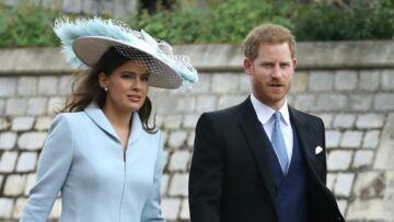 En l'absence de Meghan, le prince Harry était au bras d'une autre actrice pour le mariage de Gabriella Windsor