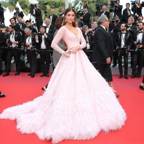 PHOTOS – Cannes 2019: Iris Mittenare subjugue Cannes avec une des plus belles robes de bal du festival