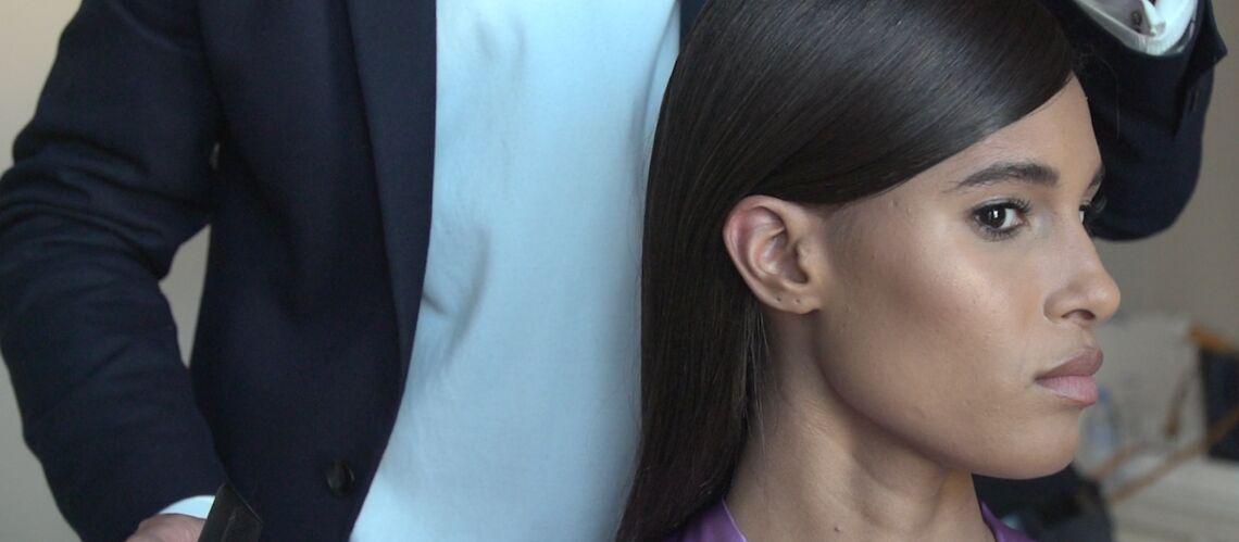 VIDEO – Festival de Cannes: zoom sur le silk-hair de Cindy Bruna par John Nollet - Gala
