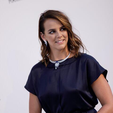 PHOTOS – Pauline Ducruet très élégante en combinaison branchée au gala de l'Amfar