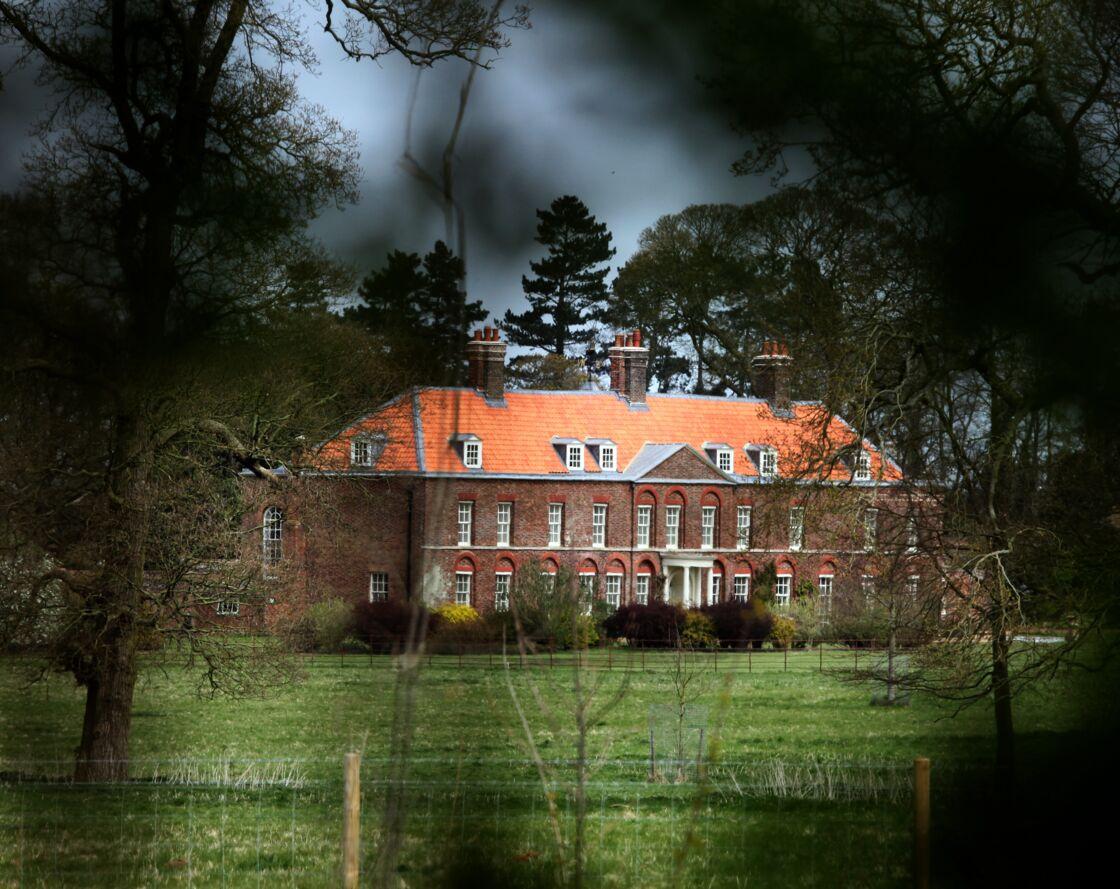 Anmer Hall, le manoir des Cambridge, dans le Norfolk