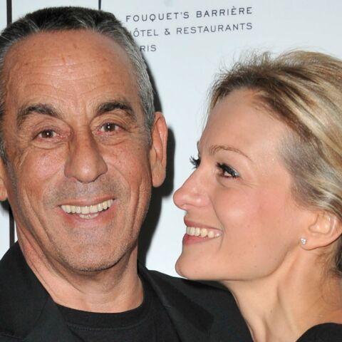 Thierry Ardisson, ces tendres baisers de son épouse Audrey Crespo-Mara lors de sa dernière émission