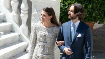 PHOTO – Charlotte Casiraghi et Dimitri Rassam se sont mariés!