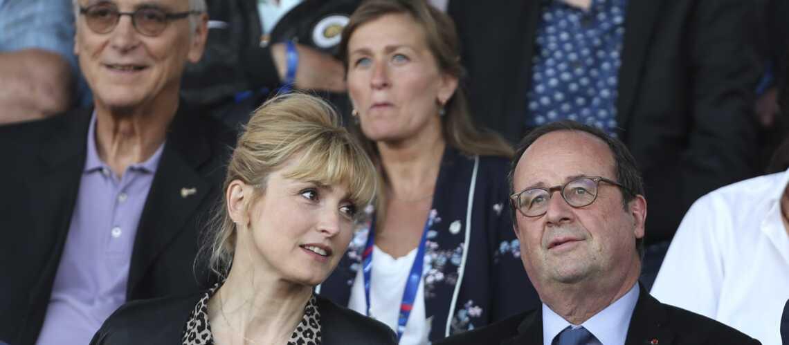 Julie Gayet joueuse de foot? Pourquoi elle a dû arrêter - Gala