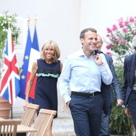Ces travaux que François Hollande a laissé à la charge de Brigitte et Emmanuel Macron