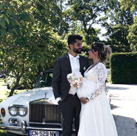 PHOTOS – Jesta et Benoit de Koh-Lanta se sont mariés juste avant d'avoir le bébé