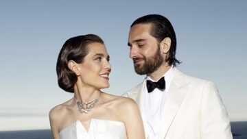 Mariage de Charlotte Casiraghi et Dimitri Rassam: ce clin d'œil caché sur leur portrait officiel