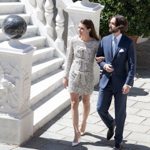 PHOTOS – Mariage de Charlotte Casiraghi et Dimitri Rassam: redécouvrez sa somptueuse bague de fiançailles