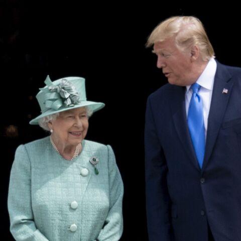 Aïe… quand Donald Trump commet une belle erreur avec la reine Elizabeth II