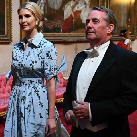 PHOTO – Ivanka Trump pose à Buckingham avec sa petite soeur Tiffany… méconnaissable