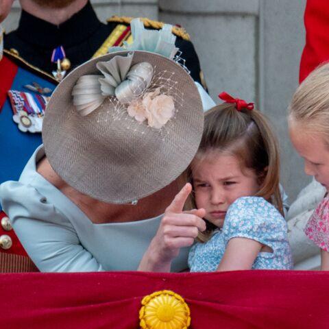 PHOTOS – Comment George et Charlotte, les enfants de Kate et William, font le show à la parade Trooping The Colour