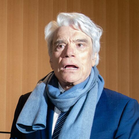 PHOTO – Bernard Tapie affaibli par son cancer : son fils Stéphane ému par les messages de soutien
