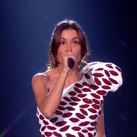 The Voice: Jenifer s'offre une tenue sur mesure pour illuminer la finale