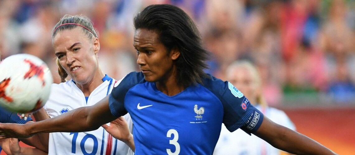 Coupe du monde féminine de foot \u2013 Wendie Renard  ce drame qui l\u0027a touchée  de près , Gala