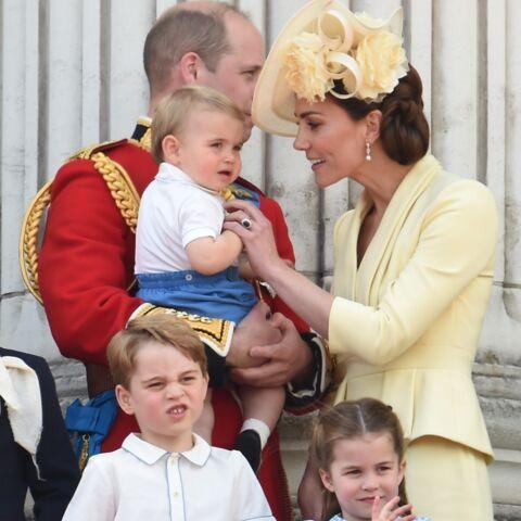 Cette mauvaise habitude du prince Louis que Kate Middleton tente de décourager
