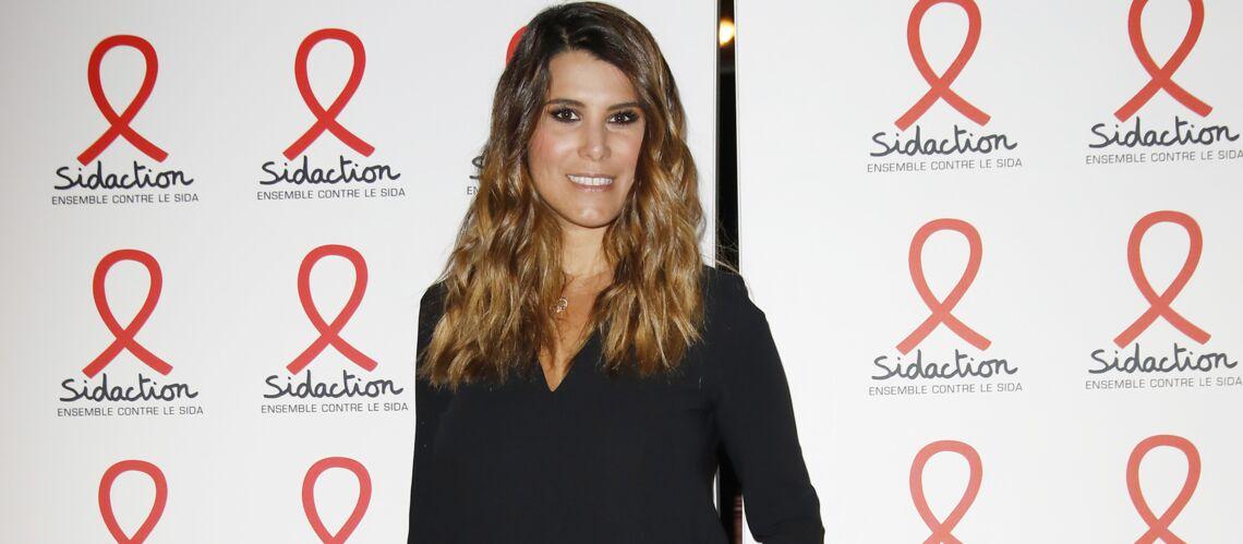 Karine Ferri A Choisi Une Robe En Dentelle Pour Son Mariage