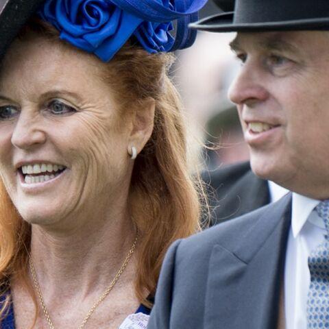 PHOTO – Le gros clin d'œil du prince Andrew à son ex Sarah Ferguson