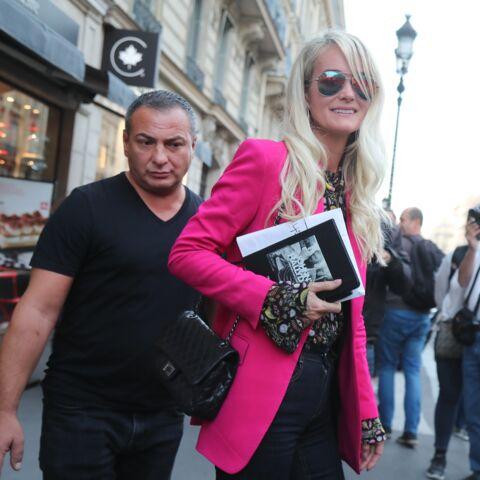 Laeticia Hallyday de retour en France: aurait-elle peur pour sa sécurité?