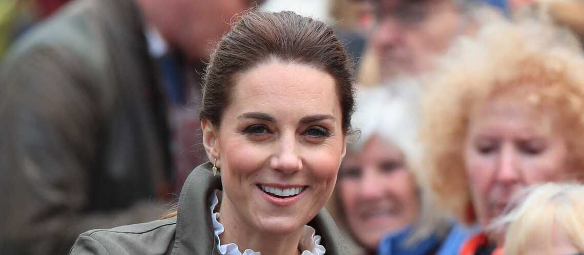 PHOTOS – Kate Middleton s'affirme : elle change totalement son style de maquillage - Gala