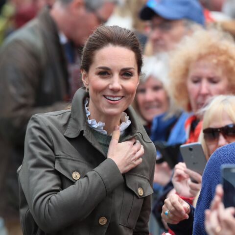 PHOTOS – Kate Middleton s'affirme : elle change totalement son style de maquillage