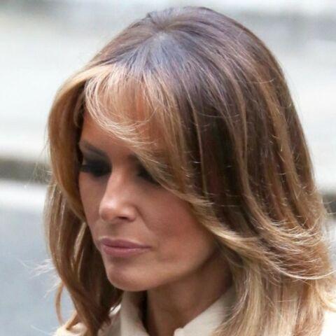 PHOTOS – Melania Trump: son astuce pour changer sa coiffure inspirée de Diana