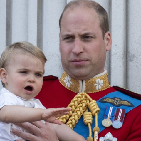PHOTO- Le prince William craquant avec Louis : loin des tourments il se ressource en famille