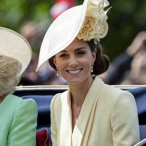 Kate Middleton chagrinée pour l'anniversaire de la reine?