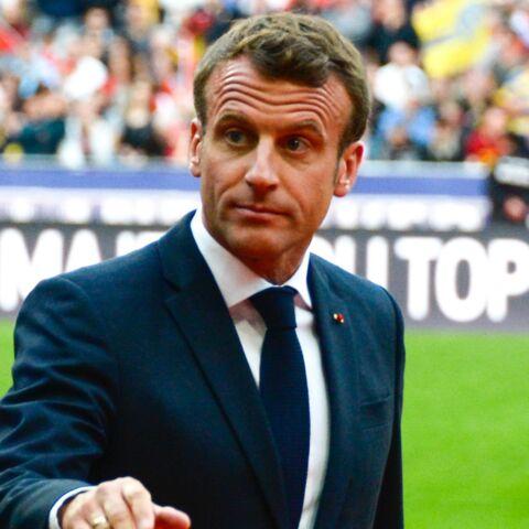 Emmanuel Macron victime (malgré lui) des sifflets contre Bernard Laporte
