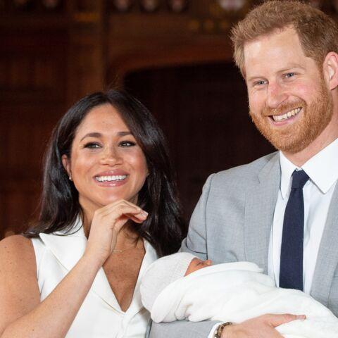 """Meghan Markle et Harry: leur fils Archie déjà victime d'une """"fake news"""" malgré lui"""