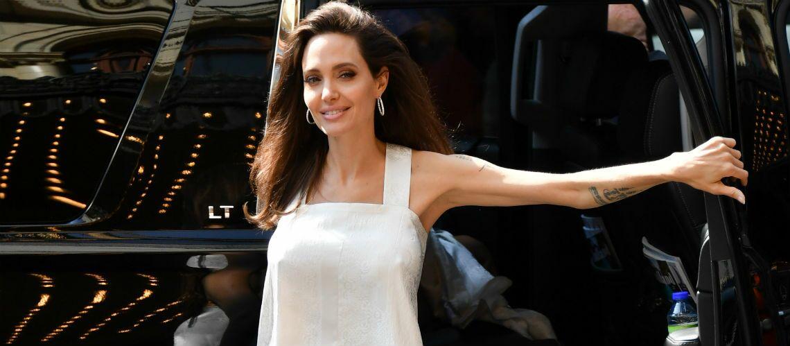 Angelina Jolie: ce sex-symbol des années 90 sur lequel elle aurait jeté son dévolu - Gala