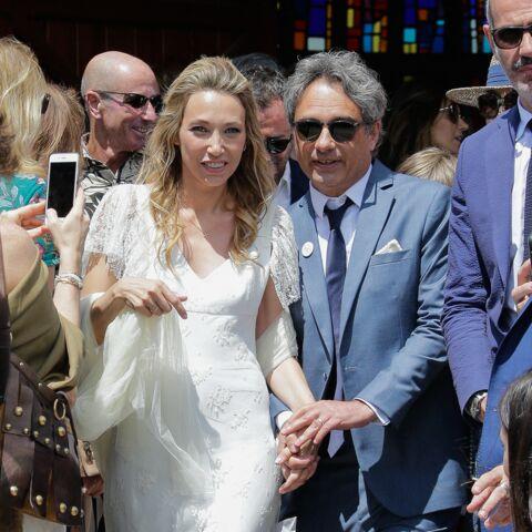 Laura Smet au bord des larmes: ce clin d'œil à Johnny qui l'a émue lors de son mariage